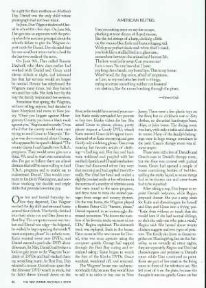December 1, 2003 P. 86