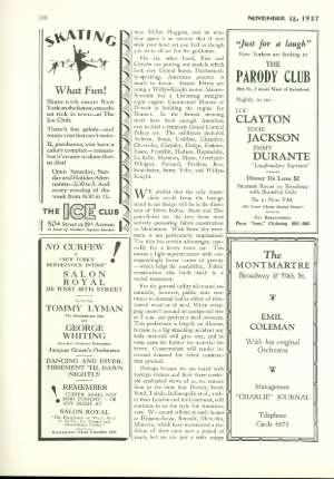 November 12, 1927 P. 111