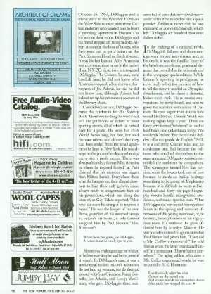 October 30, 2000 P. 99