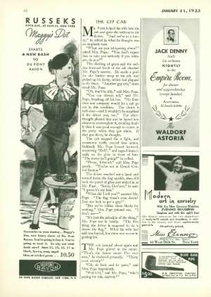 January 21, 1933 P. 42