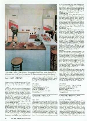 August 7, 2000 P. 15
