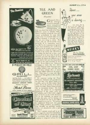 August 21, 1954 P. 64