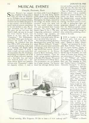 January 18, 1982 P. 112