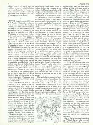 April 15, 1991 P. 30