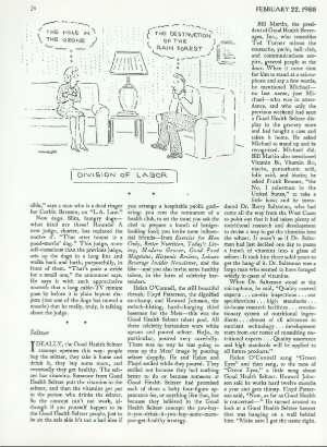 February 22, 1988 P. 25