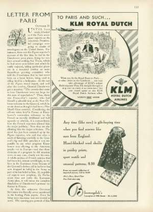 November 1, 1952 P. 113