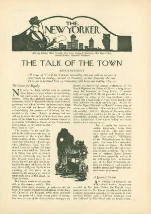 May 16, 1925 P. 1