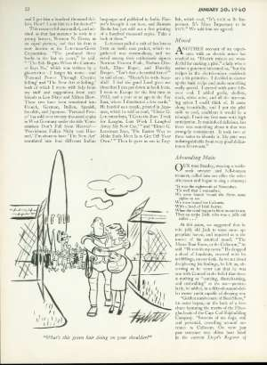 January 30, 1960 P. 22