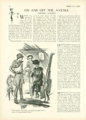 May 11, 1929 P. 70
