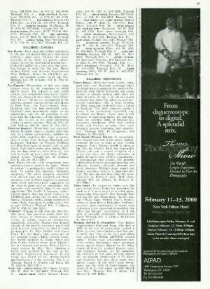 January 31, 2000 P. 18