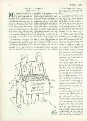 May 2, 1953 P. 30