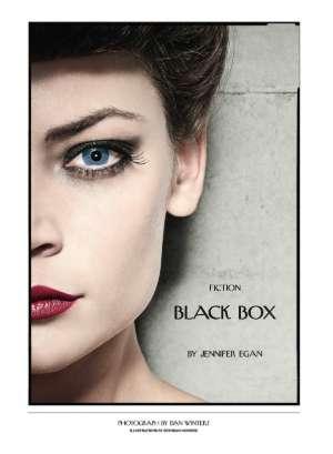 "Jennifer Egan, ""Black Box"" : The New Yorker"