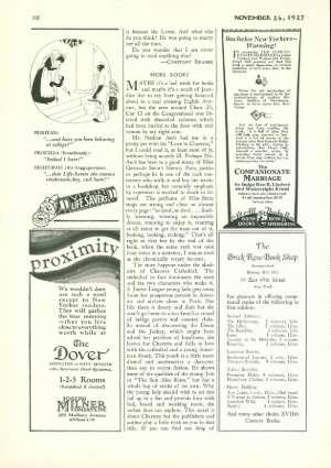November 26, 1927 P. 107