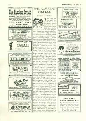 November 19, 1938 P. 111