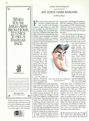 November 9, 1992 P. 46