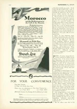 November 9, 1929 P. 123