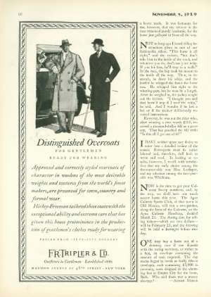 November 9, 1929 P. 61