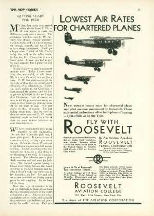 November 9, 1929 P. 77