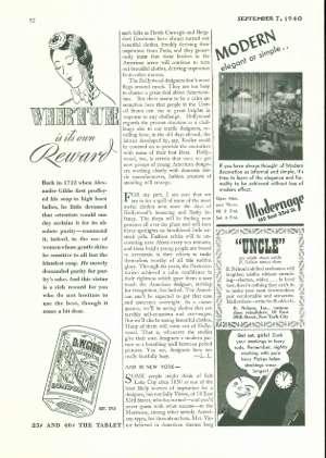September 7, 1940 P. 52