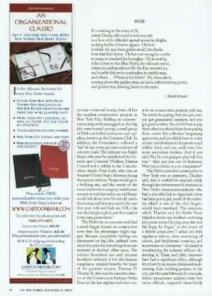 November 10, 2003 P. 72