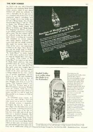 November 6, 1971 P. 160