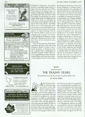 November 15, 1999 P. 106