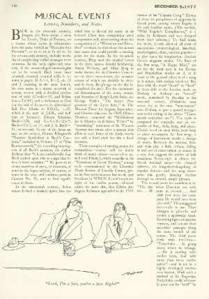 December 5, 1977 P. 116