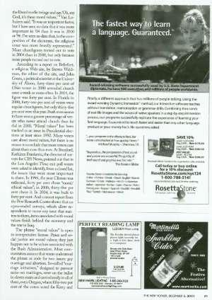December 6, 2004 P. 58