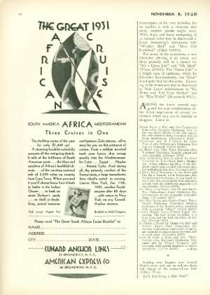 November 8, 1930 P. 47