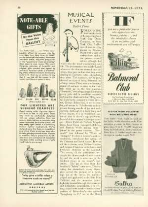 November 15, 1952 P. 158