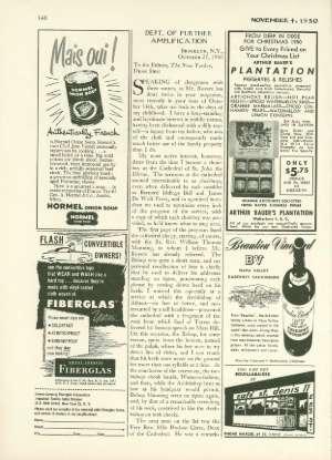 November 4, 1950 P. 148