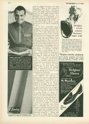 December 3, 1960 P. 161