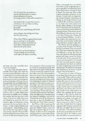 November 22, 2004 P. 62