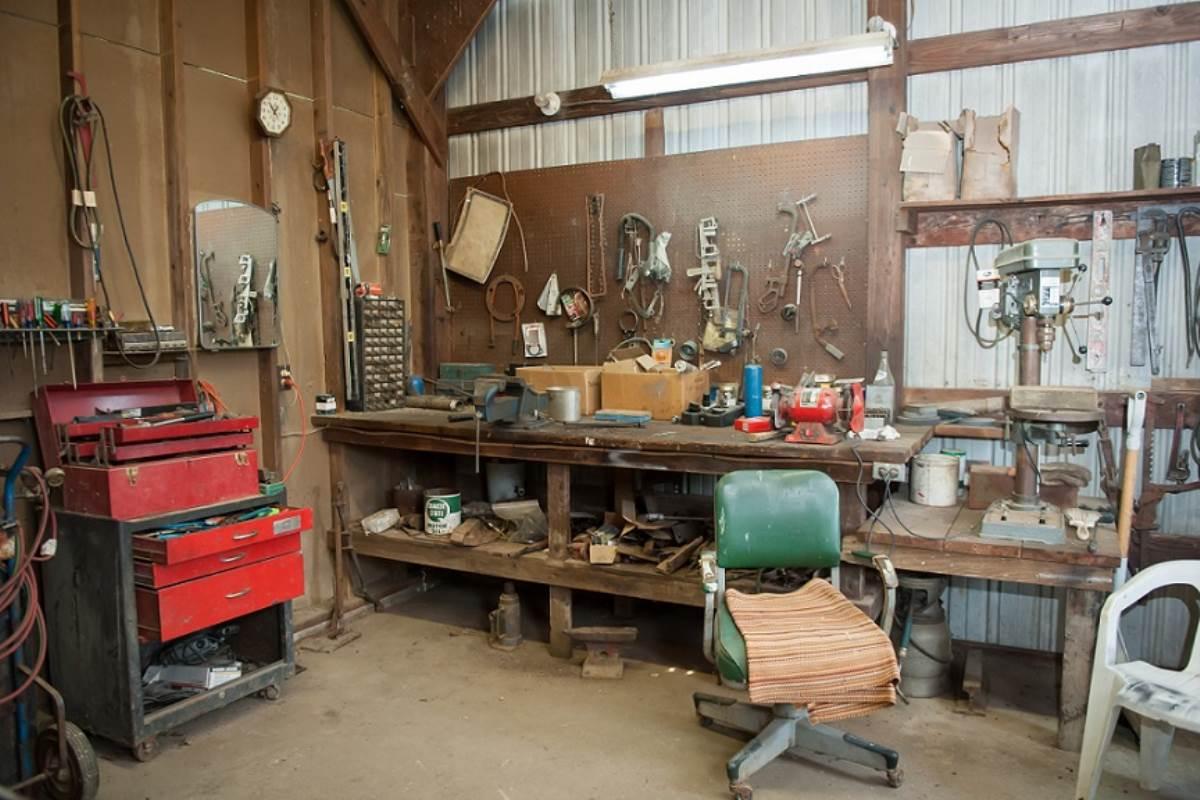 Garage makeovers