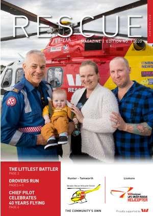 Rescue Magazine 70 - Edition